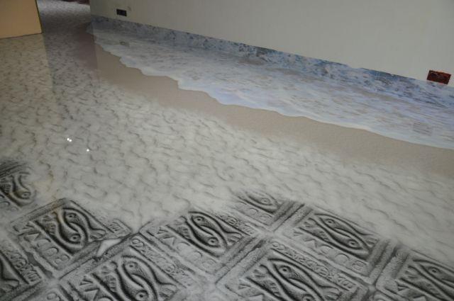 Вредные наливные полы гидроизоляция смотровой ямы