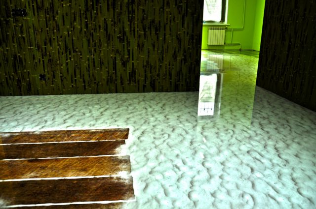 полиуретановый наливной пол