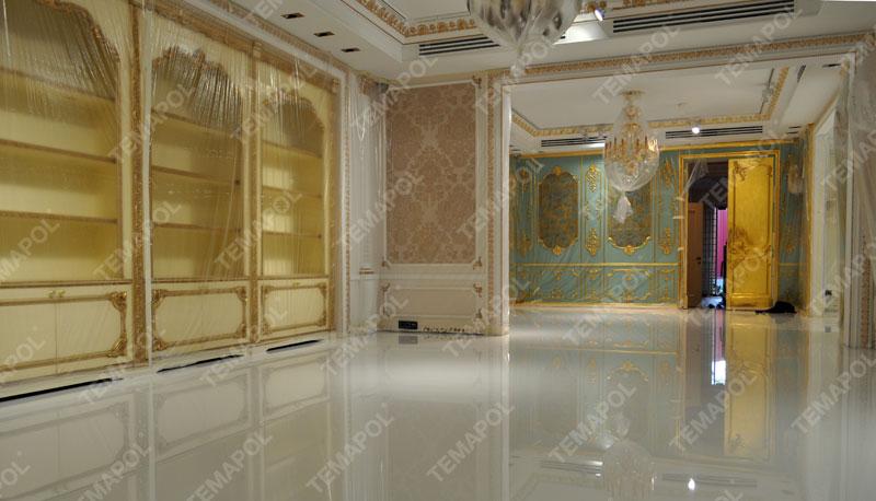 лофт полы